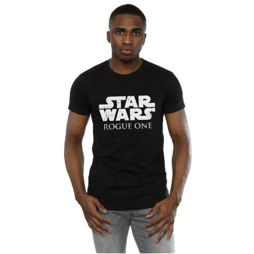 Star Wars Men's Rogue One Logo T-Shirt