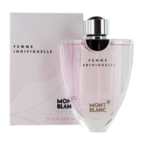 Montblanc Femme Individuelle 75ml Eau de Toilette Spray for Women