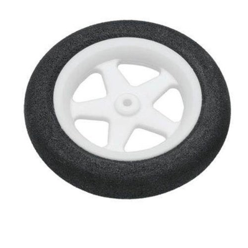Dubro Products DUB186MS 1.86 in. Micro Sport Wheels, Pack of 2