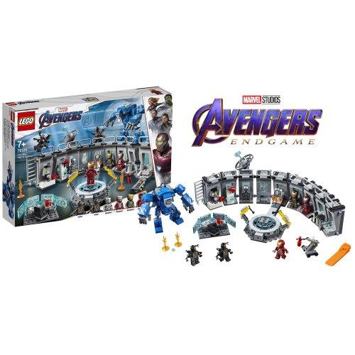 LEGO 76125 Marvel Avengers - Iron Man Hall of Armour