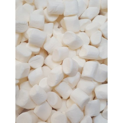 Mini White Marshmallows Halal Sweets