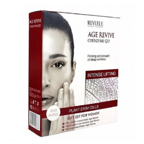 Revuele Age Revive Coenzyme Q10 Intense Lifting - 3 Piece Gift Set