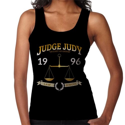 Judge Judy School Of Law Women's Vest