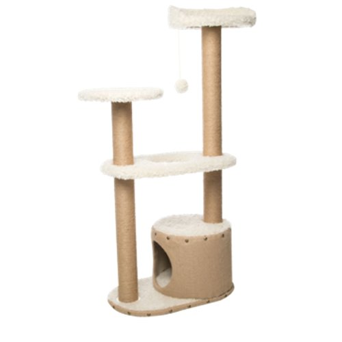 Gor Pets Cat Scratcher EasyFix Grand (60x37x130cm) Beige CS34