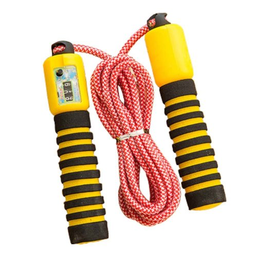 Fitness Loss Weight Adjustable Jump Rope Segmented Skipping Rope