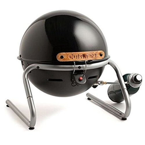 Cuisinart Grill CGG-049 14 in. dia. Searin Sphere Portable Gas Grill - Enameled Grate