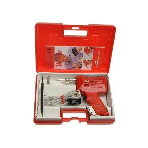 Weller 50107899 8100UDK Expert Soldering Gun Kit 100 Watt 240 Volt