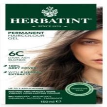 Herbatint Dark Ash Blonde Hair Colour 6c 150ml