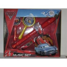 Cars 2 Music Set