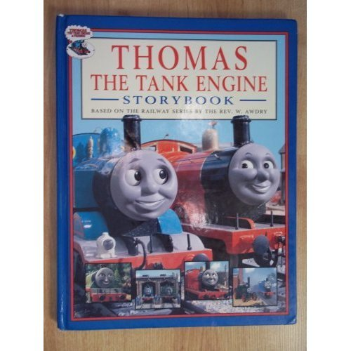 My Big Book of Thomas the Tank Engine Stories: Based on the Railway Series  by the Rev W Awdry