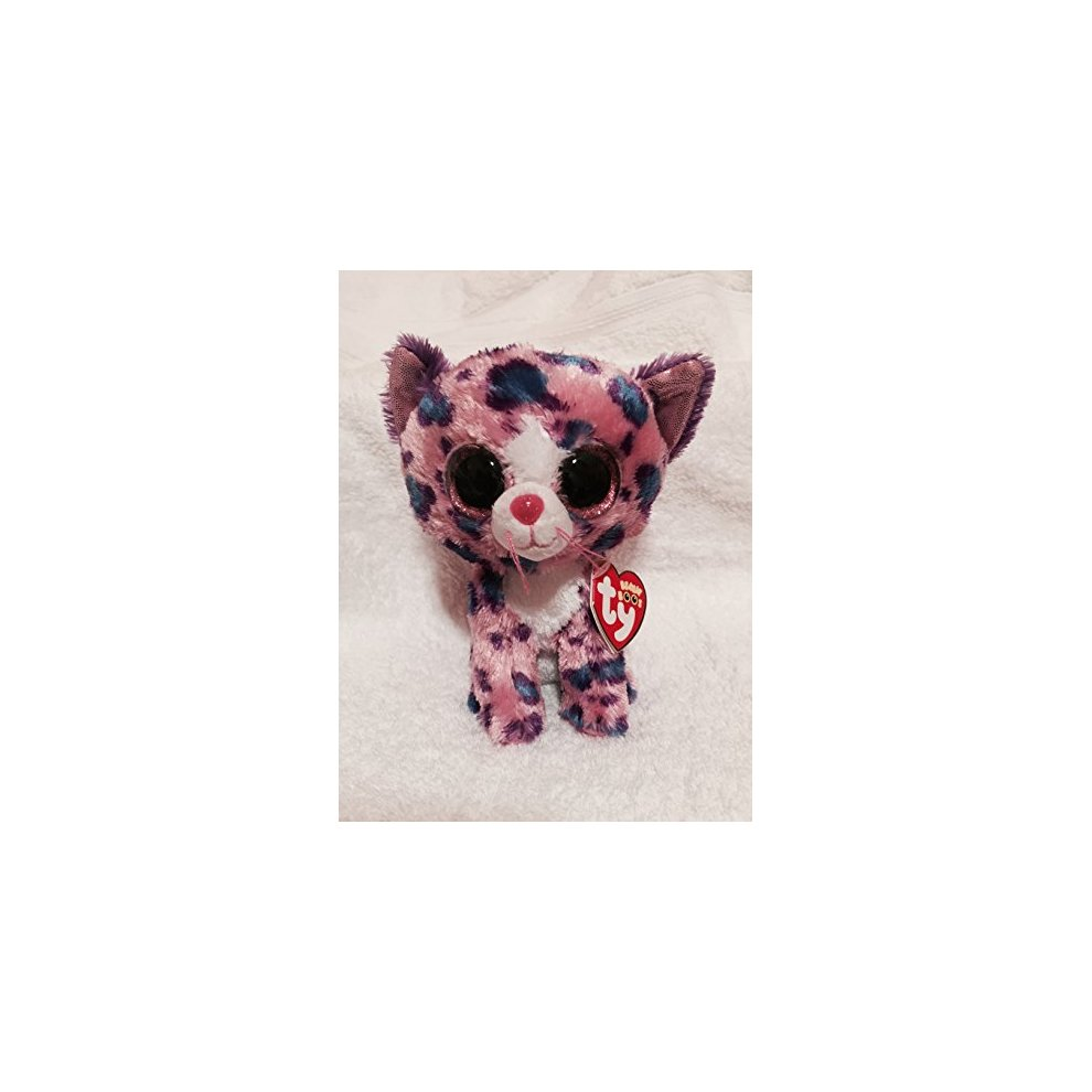 c09fb0e38bd Ty Beanie Boos Reagan - Leopard (Claires Exclusive) on OnBuy