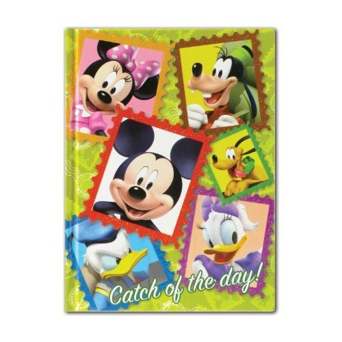 Disney Mickey and Gang Diary