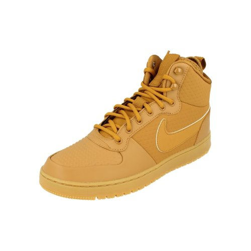 3cf41711f0b Nike Court Borough Mid Winter Mens Hi Top Trainers Aa0547 Sneakers Shoes