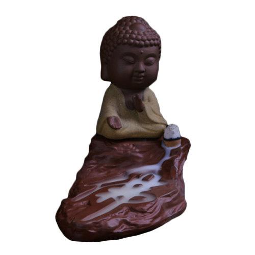 Zazen Incense Burner Incense Holder for Meditation Home Decor