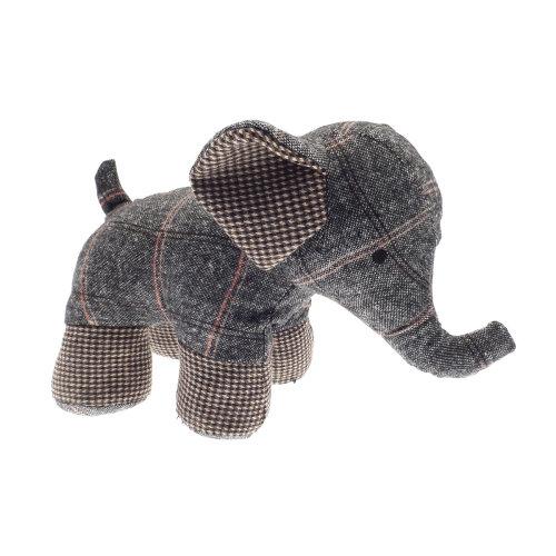 Country Club Elephant Door Stop