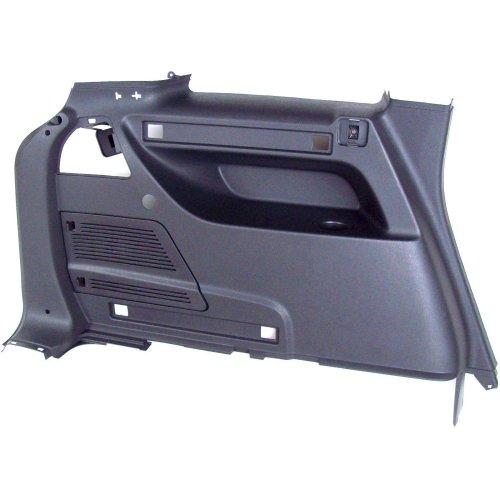 c238fb8b3a Vauxhall Zafira B New Black Interior Rear Boot Trim Left Side GM 13143638  on OnBuy