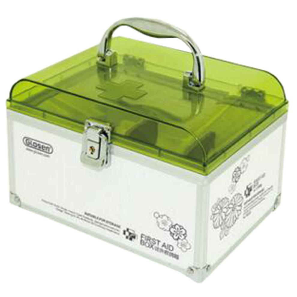 Portable Household First-Aid Kit/Medicine Storage Box Pill Organizer