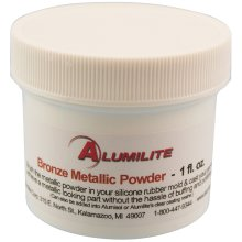 Alumilite Metallic Powder 1oz-Bronze