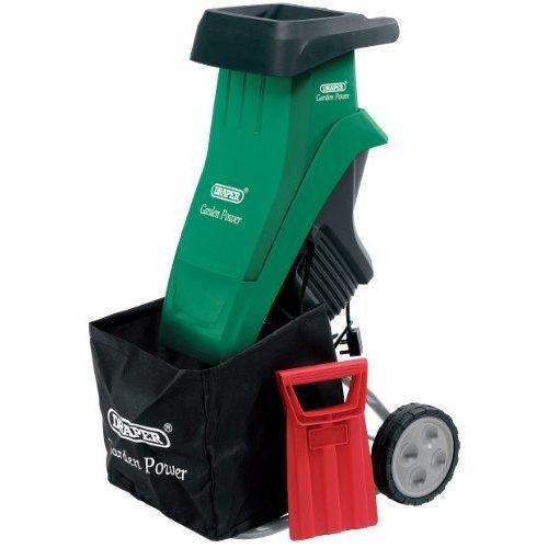 230v 2400w Shredder - Draper 35900 Garden -  draper 35900 garden shredder 2400w 230v