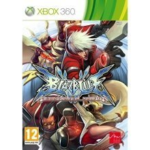 Blazblue Continuum Shift Microsoft Xbox 360 Game Uk