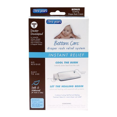 The First Years Bottom Care Diaper Rash Relief System (Discontinued by Manufacturer)