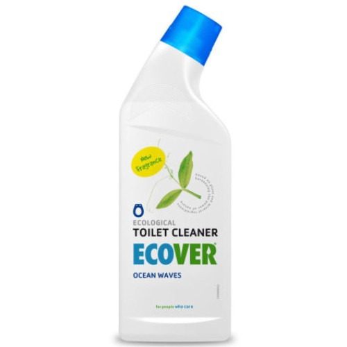 Ecover Toilet Cleaner - Ocean Waves 750ml