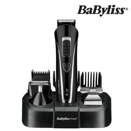 BaByliss For Men 7428U Rechargeable Precision Trimmer & MultiGroomer For Dry Use