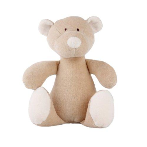Wooly Organic Soft Toy Teddy 17cms