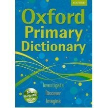 Oxford Primary Dictionary 2011