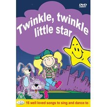 Twinkle Twinkle little star (well loved songs to sing and dance to) [DVD]