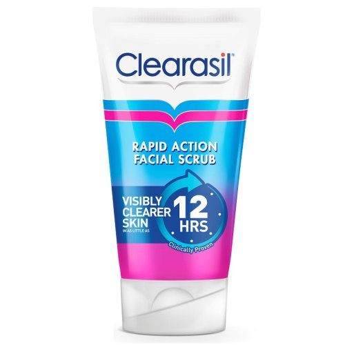 Clearasil Rapid Action Scrub 125ml (Previously Ultra)