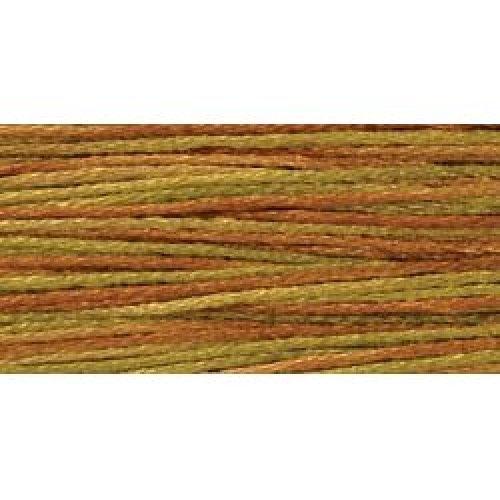 Weeks Dye Works 6-Strand Embroidery Floss 5yd-Tobacco Road