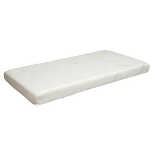 Clevamama ClevaFoam Support Cot Mattress (Foam, 120x60 cm)