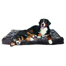 Trixie Jimmy Dog Cushion, 120 x 80 Cm, Taupe - Cushioncm Pillow Rectangular -  trixie jimmy dog cushion 120 80 cm taupe pillow rectangular grey