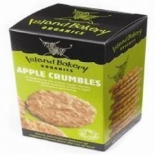 Island Bakery - Apple Crumble Biscuits