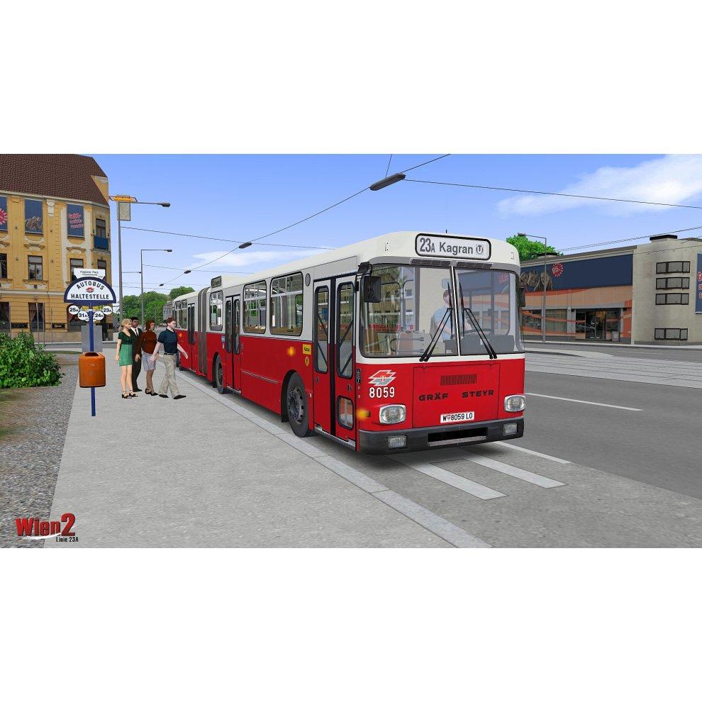 OMSI 2 - AddOn Wien 2 Linie 23A