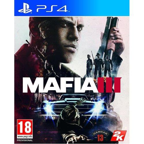 Mafia III PS4 Game