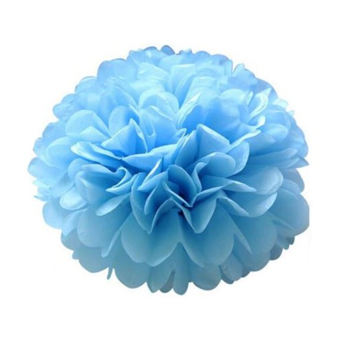 10PCS Hanging Festival Flower Balls for Outdoor&Indoor Birthday Wedding Party Xmas Decoration, #B21