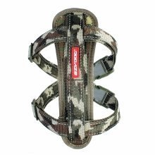 EZY-DOG CHESTPLATE HARNESS (GREEN CAMO)
