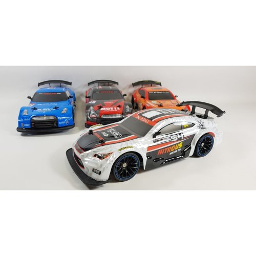 Nissan Skyline Lexus RC Car Racing Drift Car 1/14 2.4Ghz Radio Control