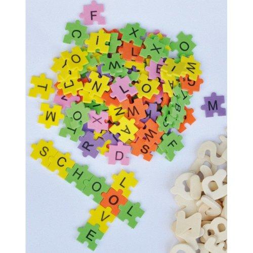 Pbx2470685 - Playbox - Foam Puzzle Letters - 2 X 2 Cm - 2000 Pcs