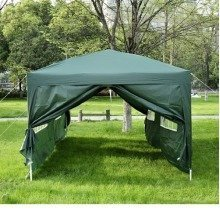Outsunny 6 X 3 M Garden Heavy Gazebo Tent-green