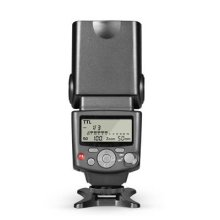 Voking VK430N LCD Display i-TTL Speedlite Flash for Nikon D3300/D3400/D5/D500/D5600 /D610/D7100/D7200/D7500/D810 and Other Hot Shoe DSLR Camera