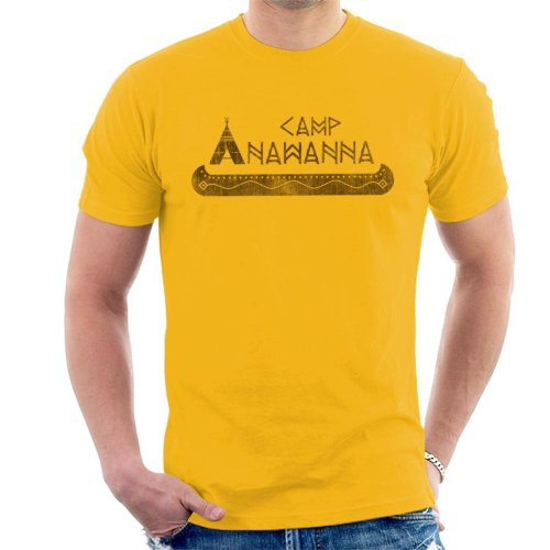 Salute Your Shorts Camp Anawanna Men's T-Shirt