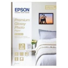 Epson Premium Glossy Photo Paper, DIN A4, 255g/m2, 15 Sheets photo paper