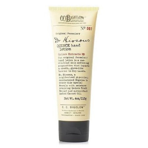 C.O. Bigelow Dr. Hiosous Quince Hand Lotion No. 007 as sold by Bath & Body Works