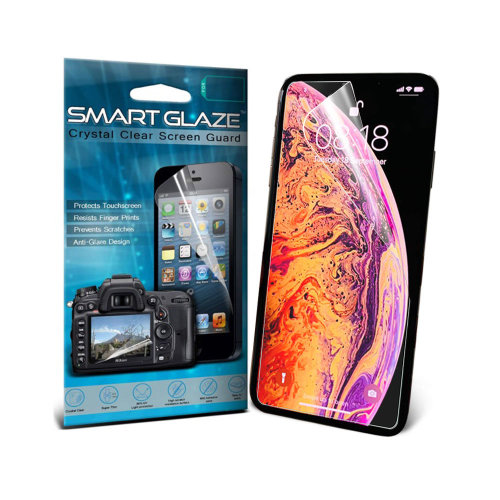 "i-Tronixs - Xgody Y27 (6"") SMART GLAZE Screen Protectors with Polish Cloth (3 Pack), Clear"