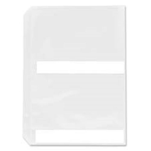 C-Line Products- Inc. CLI52564 Photo Holders- Side Load- Holds 4 Photos- 4in.x6in.
