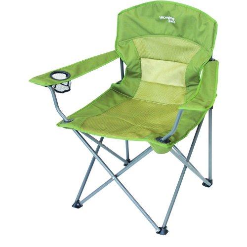 Yellowstone Ashford Executive Folding Chair (Green)
