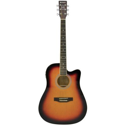 Electro Western Guitar